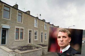 rumah Brendan Rodgers