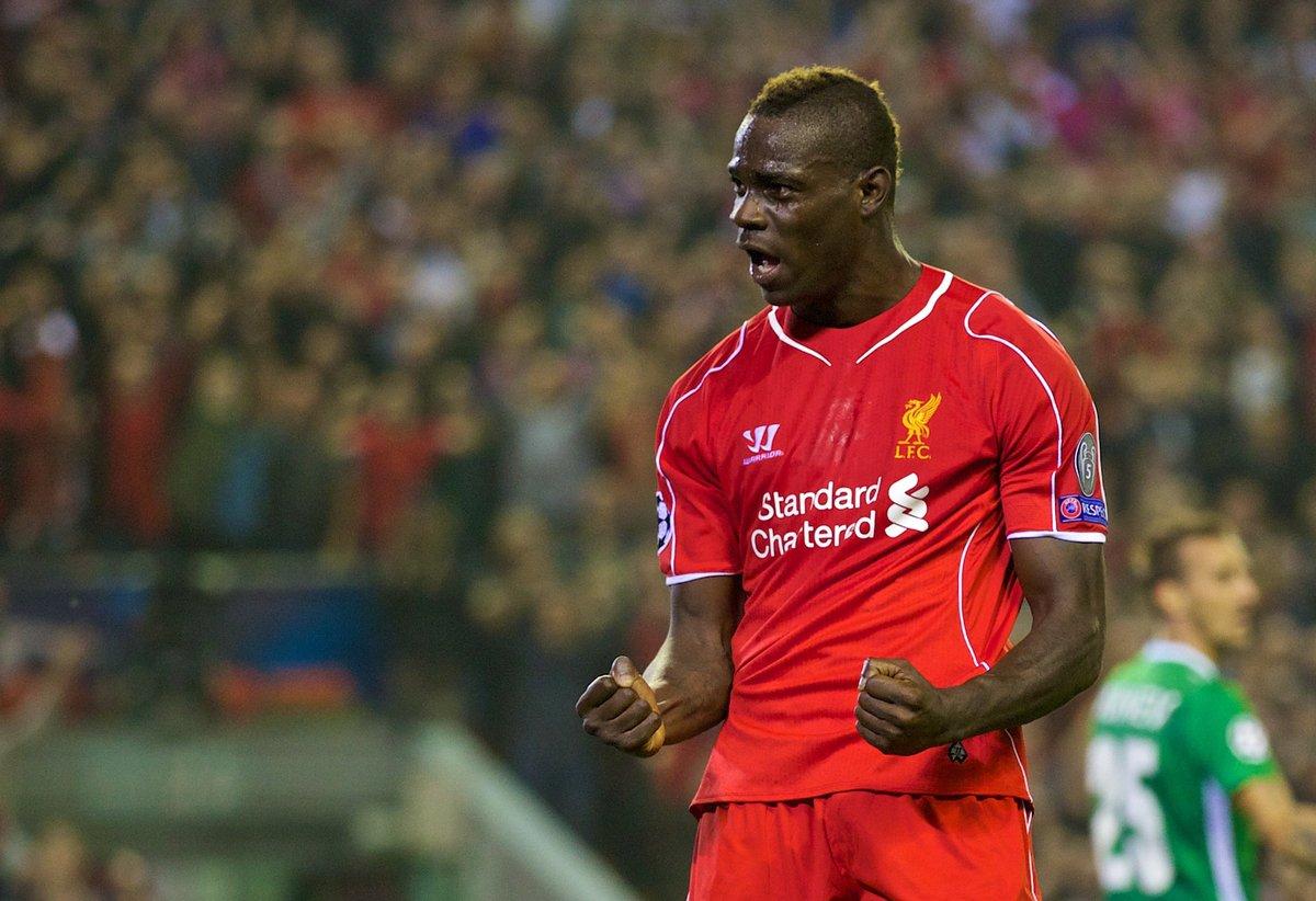 Liverpool sepakat pinjamkan Mario Balotelli ke AC Milan | SPORTAINMEN