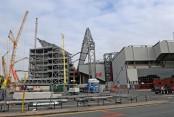 foto-foto terbaru Stadion Anfield, Oktober 2015