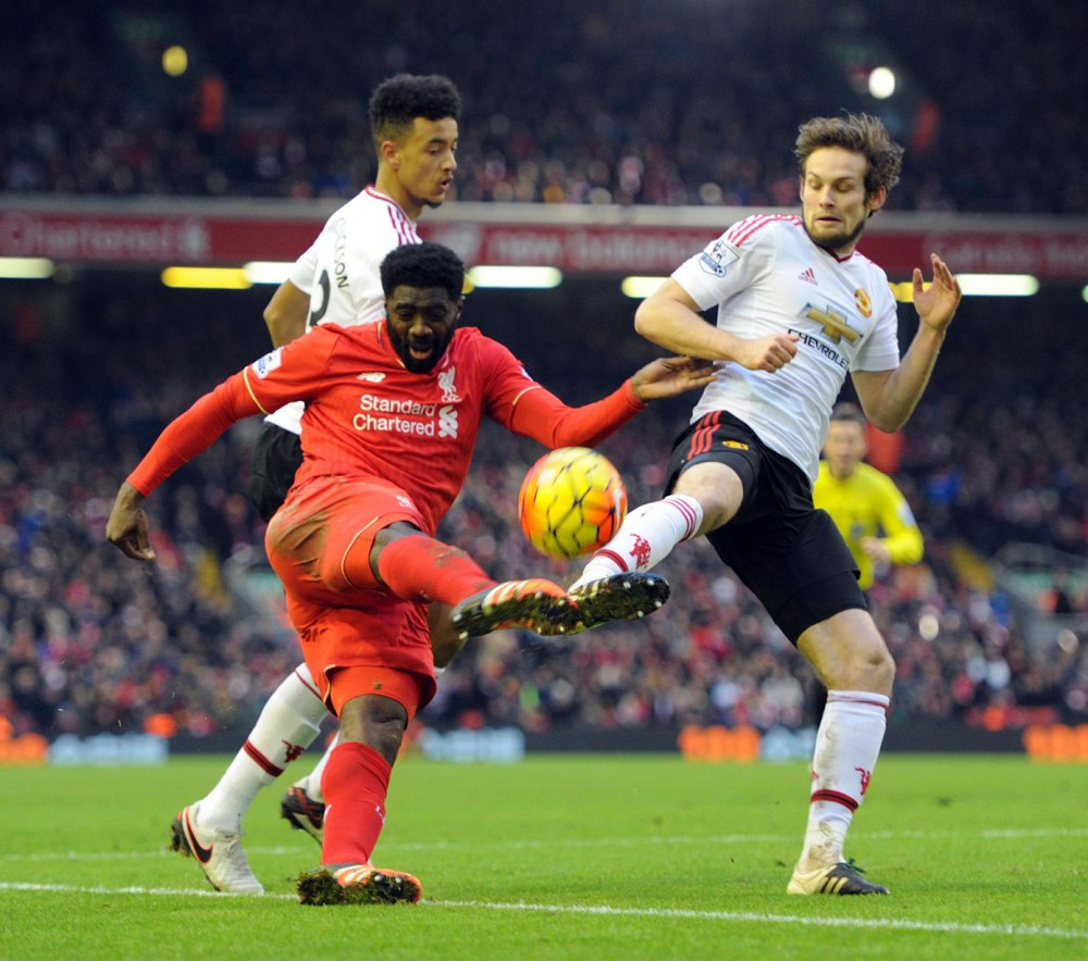 Rapor Pemain Liverpool Vs Manchester United Kolo Toure