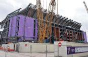 foto-foto terbaru tribun Main Stand Stadion Anfield